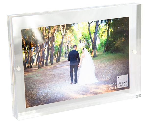 Vendita e Produzione Portafoto Moderni in Plexiglass